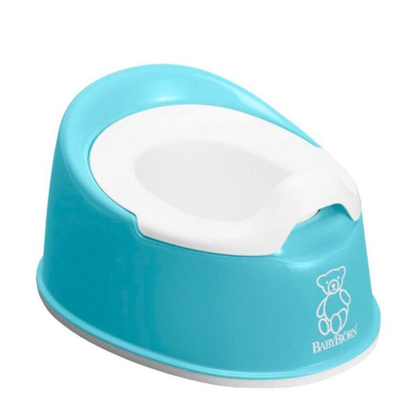 Potje turquoise